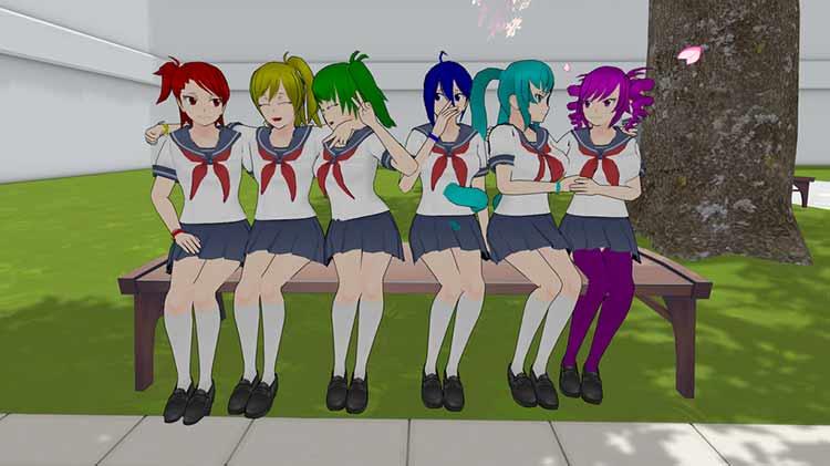 RainbowSix_girls