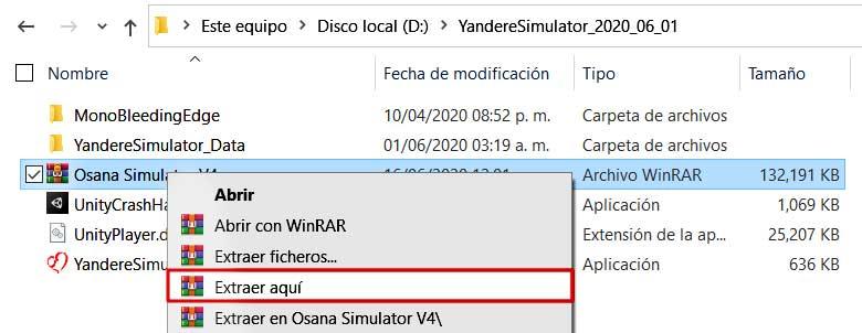 extraer-mod-yandere-simulator