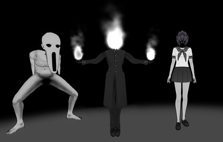 yandere-simulator-demons